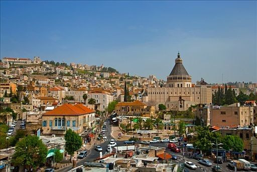 Nazareth: photographer Dafna Tal, Property the Israel Ministry of Tourism