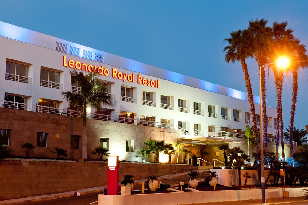 Leonardo-royal-resort-eilat-hotel-building