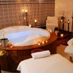 Prima Oasis Dead Sea Hotel- VIP spa suites with private Jacuzzi for couples massage