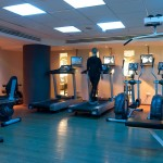 Prima Oasis Dead Sea Hotel- fitness center