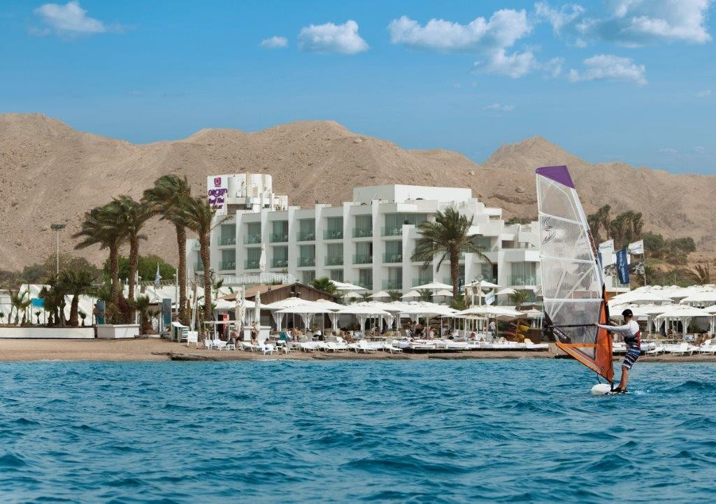 The New Orchid Reef Hotel