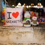 Christmas in Nazareth.Photographer:Dana Friedlander.Property to the Israel Ministry of Tourism